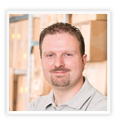 Andre Wild - logistic for JEGAB DISPLAY GmbH